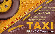 Taxi Franck Courchay